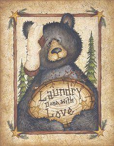 Country & folk art coffre au tresor  serie B
