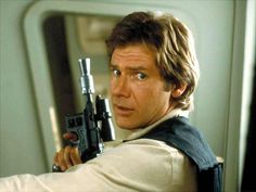 Han Solo from Star Wars Episode 6 Return Of The Jedi