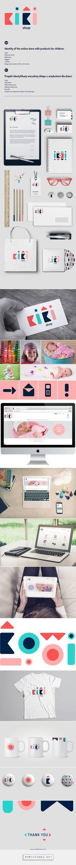 KikiShop Branding by Dagmara Dabkowska on Behance | Fivestar Branding – Design and Branding Agency & Inspiration Gallery