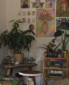 Room Ideas Bedroom, Bedroom Inspo, Bedroom Decor, My New Room, My Room, Hippy Room, Cute Room Ideas, Indie Room, Pretty Room