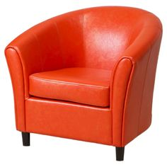 Looking for Noble House Jean Leather Barrel Club Chair Orange ? Check out our picks for the Noble House Jean Leather Barrel Club Chair Orange from the popular stores - all in one.