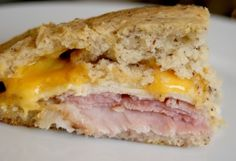 Gluten Free Monte Cristo.  OH MY GOODNESS this one is so good!