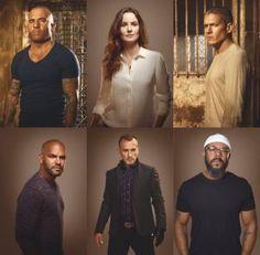 Prison Break returns for S5