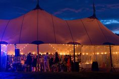 Tented Reception at Pecketts on Sugar Hill  Photography~ Rodeo and Co Photography: http://rodeoandcophoto.pixieset.com