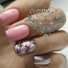 "269 Likes, 1 Comments - @best_manicure.ideas on Instagram: ""Автор @nail_marina_disign…"""
