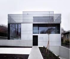 Wohnhaus in Wien von Kaufmann Rüf fertig / Lebende Fassade - Architektur und Architekten - News / Meldungen / Nachrichten - BauNetz.de