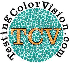 TESTING COLOR VISION ➤  This web-site defines being colorblind and will educate you about the different types of colorblindness.