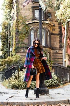 Check Mate :: Plaid coat