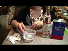 """In this """"Tip of the Day"""" I will show you how to use common household ingredients in your jewelry."""