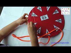 (893) CÍRCULO NUMÉRICO: Actividad matemática para niños de preescolar - YouTube