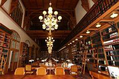 Bibliothèque du parlement de Budapest