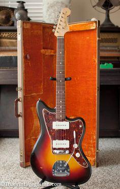 Fender Jazzmaster 1961 Sunburst
