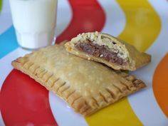 "Peanut Butter & Jelly ""Pop Tarts"" on Weelicious"