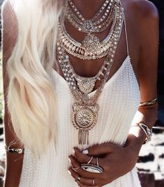 Gypsylovinlight Statement Jewelry Inspo