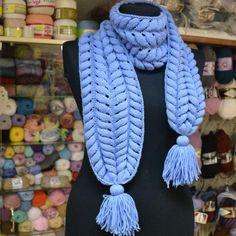 «Азиатский колосок» — модный тренд в вязании - Ярмарка Мастеров - ручная работа, handmade