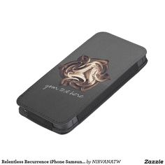 Relentless Recurrence iPhone Samsung Galaxy Pouch