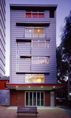 Substation No.175 by Hill Thalis Architecture + Urban Projects, Sydney, 2005