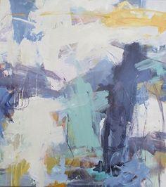 "SecureyourVessel3 by Eileen Power Acrylic ~ 40"" x 36"""