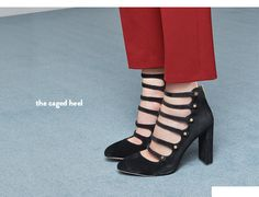 The Shoe Edit: the guide to fall's top trends.