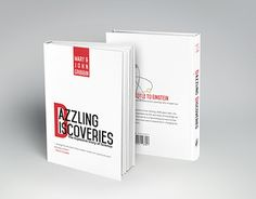 Book Redesign: Dazzling Discoveries