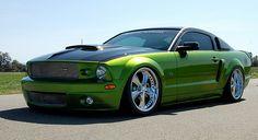 2008 Foose Mustang
