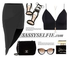 """Sassyselfie.com"" by monmondefou ❤ liked on Polyvore featuring ALDO, Chanel, Amorium, Cutler and Gross, Dolce&Gabbana and sassyselfie"