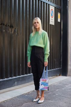 All the Best Street Style from Milan Fashion Week | WhoWhatWear UK