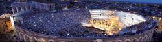 Calendario Arena 2014: Biglietti per Un Ballo in Maschera, Aida e le altre Opere in programma