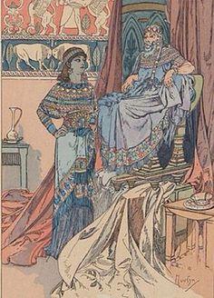 Alphonse Mucha - Rama, 1898