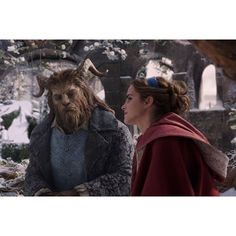 Belle and the Beast. I love the live action film but it's no where near as good as the original. Beauty and the Beast