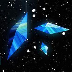 Blue stones   Blues gone  Blue stars  Fades scars  Pisces Hue  Blue and True  🎨✨✨    #Regram via @kenallouis