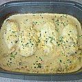 Voici une recette pour vous donnez envie de l'ultra Pro de 3,5L à 29 € au mois de Mars. Le poulet reste ultra moelleux et la moutarde relève...
