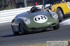 1960 Porsche 356 Outlaw Roadster 68