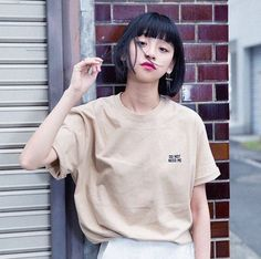 Ruka Xing Fashion Addict, Girl Fashion, Thing 1, Love Hair, Short Hairstyles For Women, Drawing People, Japanese Girl, Cool Kids, Asian Beauty