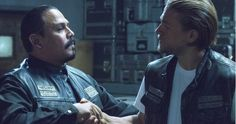 Sons of Anarchy Spin-Off Mayans MC Gets Pilot Order at FX -- FX has issued a pilot order for Sons of Anarchy creator Kurt Sutter's new spin-off Mayans MC, which he co-wrote with Elgin James. -- http://tvweb.com/mayans-mc-sons-of-anarchy-spin-off-pilot-order-fx/