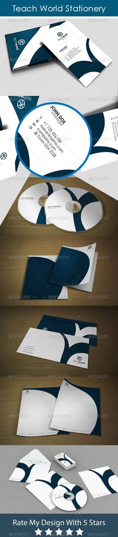 Buy Tech Word Style Stationery by shujaktk on GraphicRiver. Thank you for purchasing my teach world Stationary. Web Design, Logo Design, Graphic Design, Print Templates, Design Templates, Corporate Stationary, Envelope Lettering, Ecommerce Logo, Logo Images