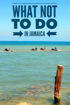 JAMAICA is a Caribbean paradise with it's beautiful sand beaches and friendly people. Celebrating our anniversary we discovered what not to do in Jamaica should we want to stay married. A humorous look at horseback riding  in Jamaica.