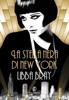 La stella nera di New York - Italian cover for The Diviners by Libba Bray
