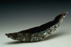 Moon-Catcher-2004-60cm-length-Handbuilt-stoneware-with-porcelain-inlaid-textured-glazes-with-lustre-photo-by-Robert-Jewell