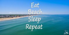 Sounds like a good plan to me! How about you?! #OBX #OuterBanks #BeachQuotes