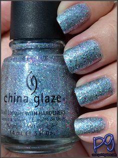 Polish Galore: China Glaze Liquid Crystal