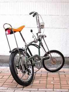Schwinn muscle bike - chopper