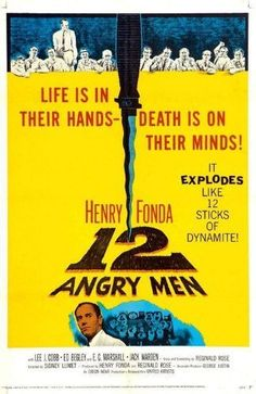 Twelve Angry Men | Sidney Lumet | Henry Fonda, Lee J. Cobb, Ed Begley and Jack Klugman lead in this tense, courtroom drama -- nominated for three Oscars including Best Picture -- about one juror determined to sway the opinions of eleven others.