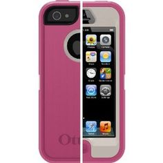 OtterBox Defender Series Case for iPhone 5 - Frustration-Free Packaging - Blush