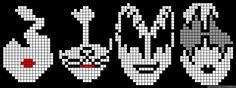 Darling Make Alphabet Friendship Bracelets Ideas. Wonderful Make Alphabet Friendship Bracelets Ideas. Hama Beads Patterns, Beading Patterns, Embroidery Patterns, Cross Stitching, Cross Stitch Embroidery, Cross Stitch Patterns, Pixel Art, Bracelet Fil, Graph Paper Art
