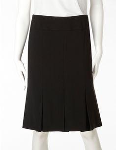 Cleo - Box Pleat Skirt