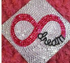 #InfinitySign #Dream Graduation Cap