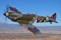 Beautiful Warbirds — Spitfire