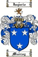 Murray Coat of Arms / Murray Family Crest