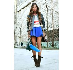 streetlooks/NY Fashion week